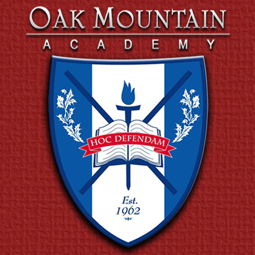 Oak Mountain Academy LOGO-APP點子