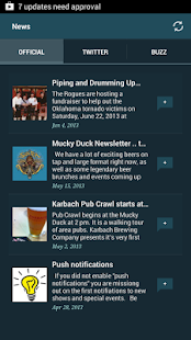 McGonigel's Mucky Duck - screenshot thumbnail