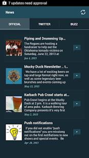 McGonigel's Mucky Duck - screenshot thumbnail