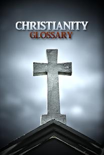 Christianity Glossary
