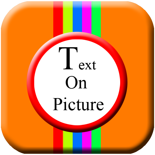 Text On Picture LOGO-APP點子
