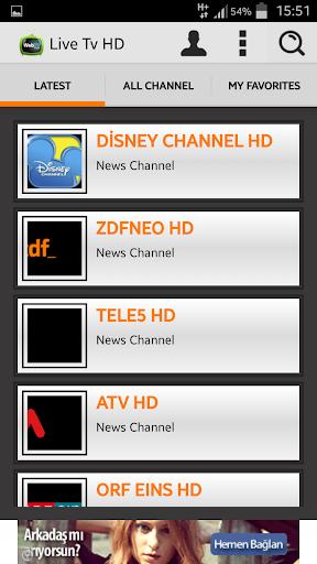 Deutschland Live Tv HD