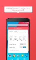 Screenshot of Clever Tasks Widget Free