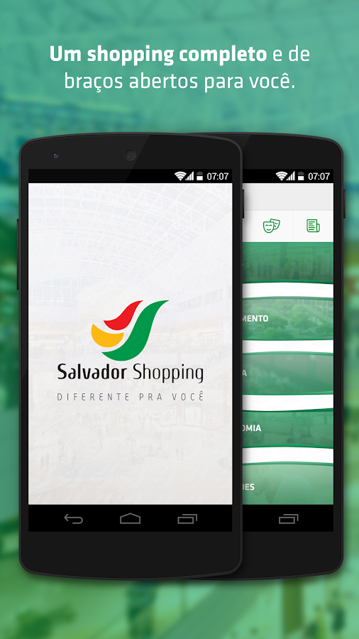Salvador Shopping- screenshot
