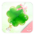 happy clover Theme icon