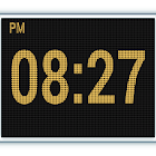 LED Digital Table Clock icon