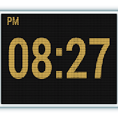 LED Digital Table Clock