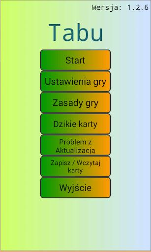 Tabu po polsku