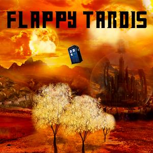 Flappy Tardis 動作 App Store-癮科技App