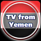 TV from Yemen
