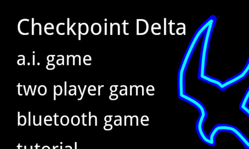 Checkpoint Delta- screenshot