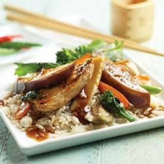 Asian Stir Fry Sauce.