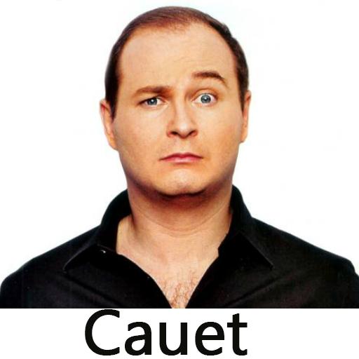 Cauet - Fan LOGO-APP點子