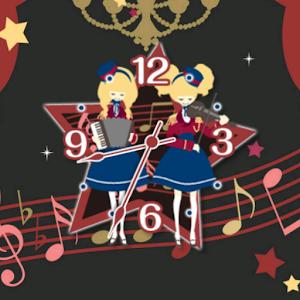 Little Concerto Ni clockWidget