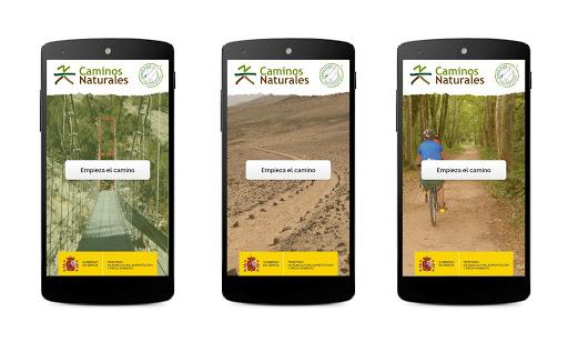 【免費旅遊App】Guía de Caminos Naturales-APP點子