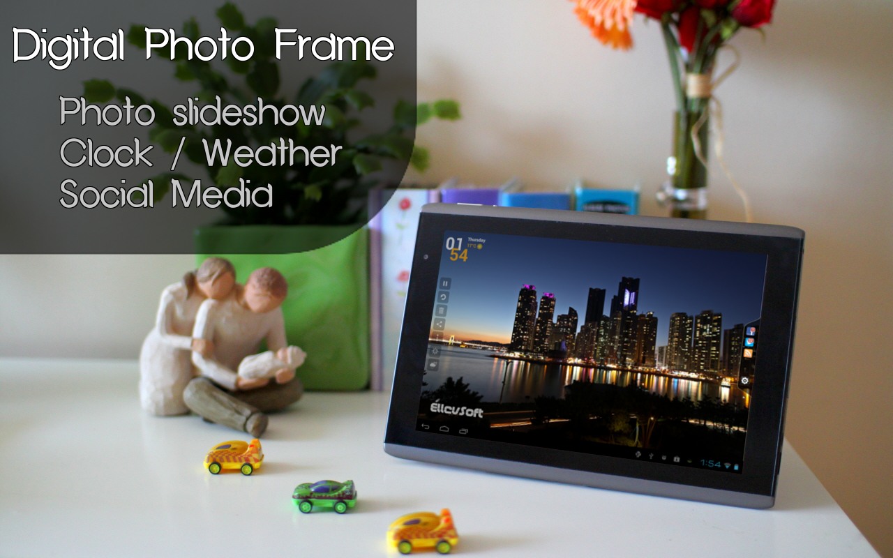Social Frame HD (Photo Frame)- screenshot