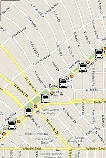 LA Metro Bus Tracker Pro Screenshot 4