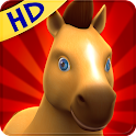 Talky Pete HD Talking Pony icon