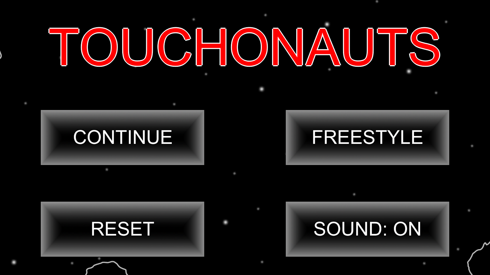 Touchonauts - screenshot
