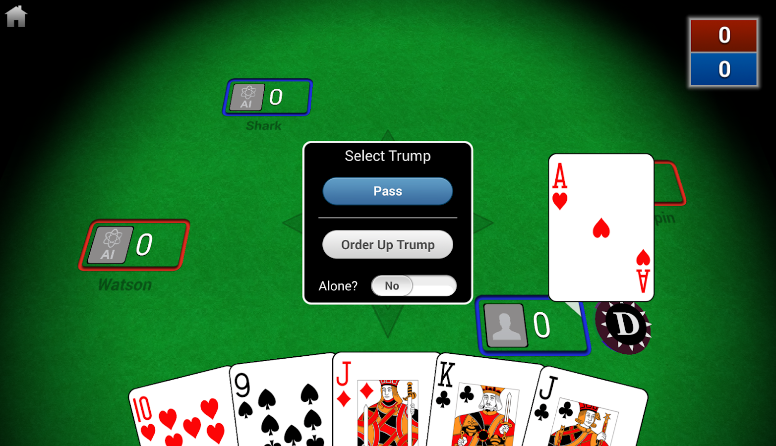 Euchre 3d android apps on google play 3d apps free