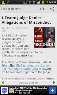 George Knapp & 8NewsNOW I-Team - screenshot thumbnail