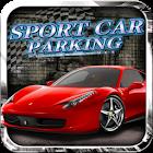 駐車場の3Dスポーツカー icon