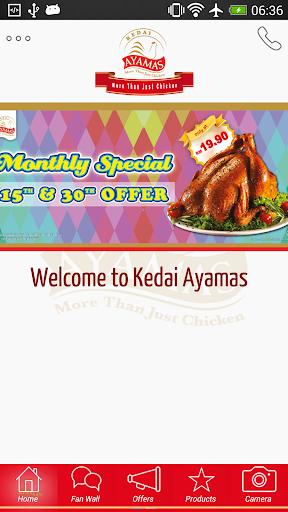 Kedai Ayamas