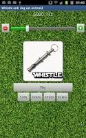 Screenshot of Dog Whistle PRO