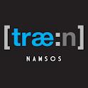 [træ:n] Namsos logo