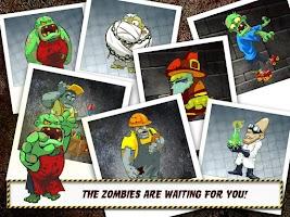 Screenshot of Grandpa and the Zombies