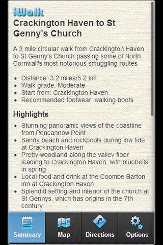 iWalk Crackington to St Gennys