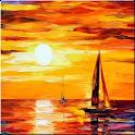 Sunshine Live Wallpaper FREE icon