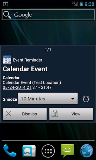 Notify - Galaxy S3 Theme