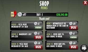 Screenshot of Pizza Panic