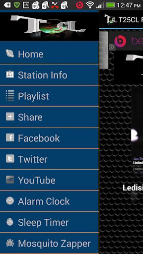【免費音樂App】T25CL Radio-APP點子