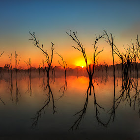 by Barry Ooi - Landscapes Sunsets & Sunrises ( camera club outing )