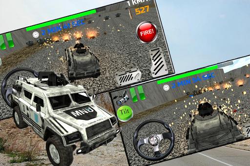 玩賽車遊戲App|Police Jeeps Tower Defense 3D免費|APP試玩