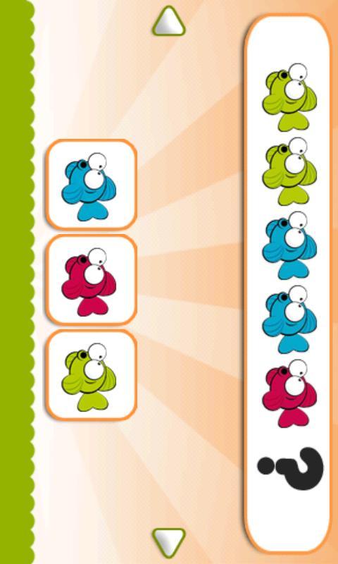 Kids Patterns Game- screenshot
