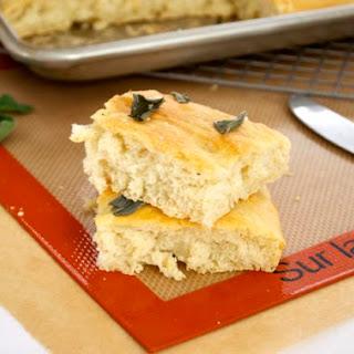 Sage Focaccia Bread Recipe