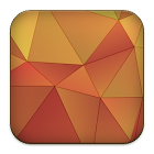 Nexus Triangles LWP icon