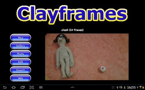 Clayframes - screenshot thumbnail