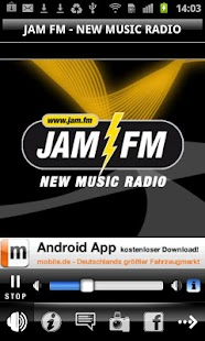 JAM FM New Music Radio- screenshot thumbnail