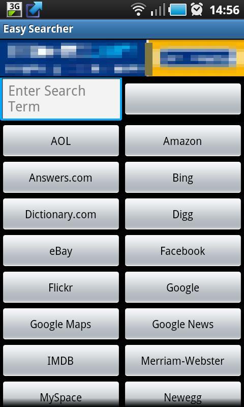 Easy Searcher- screenshot