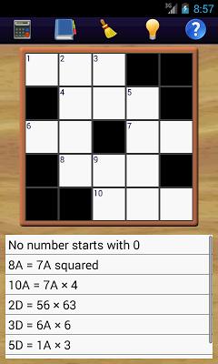Math Puzzle Challenge - screenshot