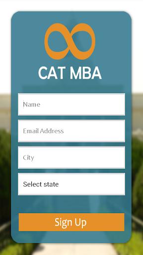 Infinite CAT MBA