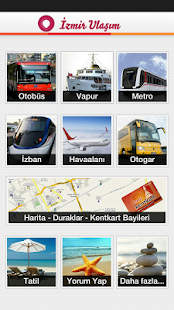 Izmir Transportation- screenshot thumbnail