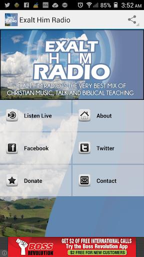 Exalt Him Radio