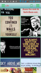 Quotes in Images- screenshot thumbnail