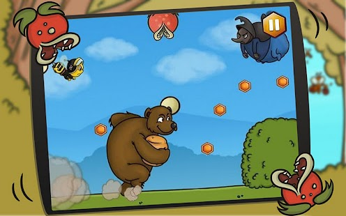 Bee Avenger HD FREE 街機 App-癮科技App