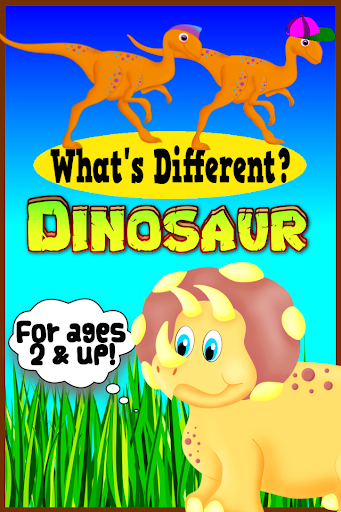 Dinosaur Toddler Game